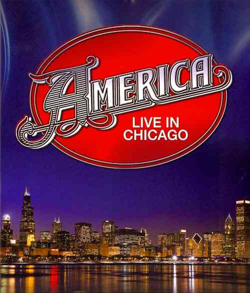 AMERICA:LIVE IN CHICAGO BY BECKLEY,GERRY (Blu-Ray)
